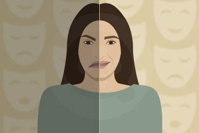 Gangguan identitas disosiatif sering terjadi sebagai cara untuk pertahanan psikologis diri dalam mengatasi trauma