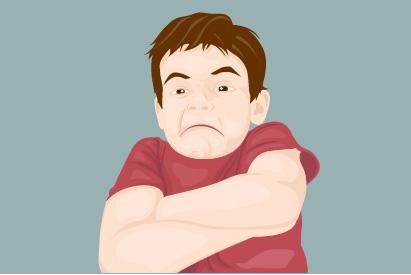 Oppositional Defiant Disorder (ODD) adalah gangguan perkembangan yang biasa dialami anak atau remaja awal
