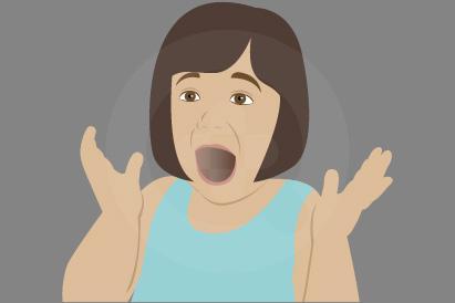 Gagap umumnya terjadi pada anak-anak usia dua sampai lima tahun dan dapat terjadi dalam jangka waktu yang panjang.