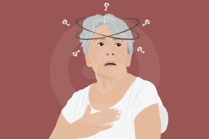 Gangguan memori bisa dideteksi antara lain melalui pemeriksaan neurologis.