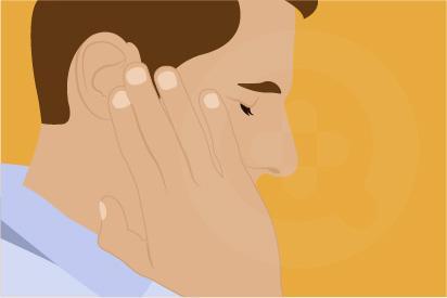 Infeksi telinga adalah penyakit yang disebabkan oleh infeksi bakteri atau virus pada telinga bagian tengah