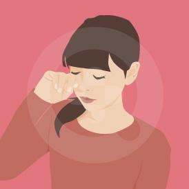 Mata sering berkedip bisa muncul karena iritasi, gangguan penglihatan hingga gangguan saraf