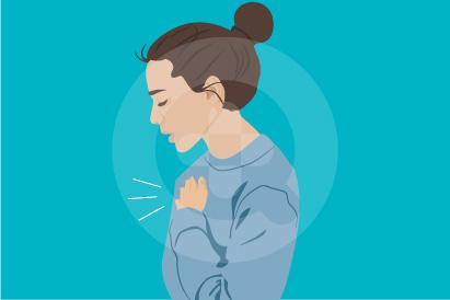 Mengi adalah adanya suara 'ngik' ketika seseorang bernapas