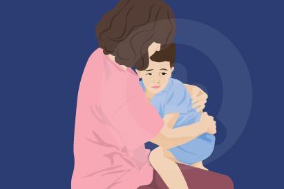 Night terror termasuk gangguan tidur yang biasa melanda anak-anak