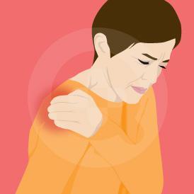 Nyeri bahu bisa muncul karena cedera