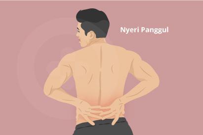 Nyeri panggul dapat disebabkan masalah pada otot, organ reproduksi, saluran kemih, atau saluran pencernaan.