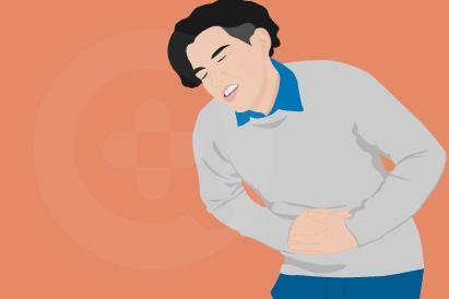 Sakit perut adalah adanya rasa nyeri yang muncul pada perut