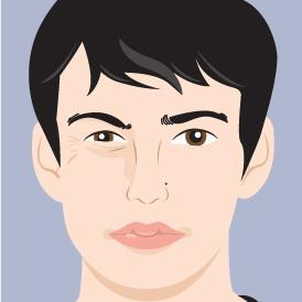 Wajah berkedut terjadi karena kontraksi otot berulang kali