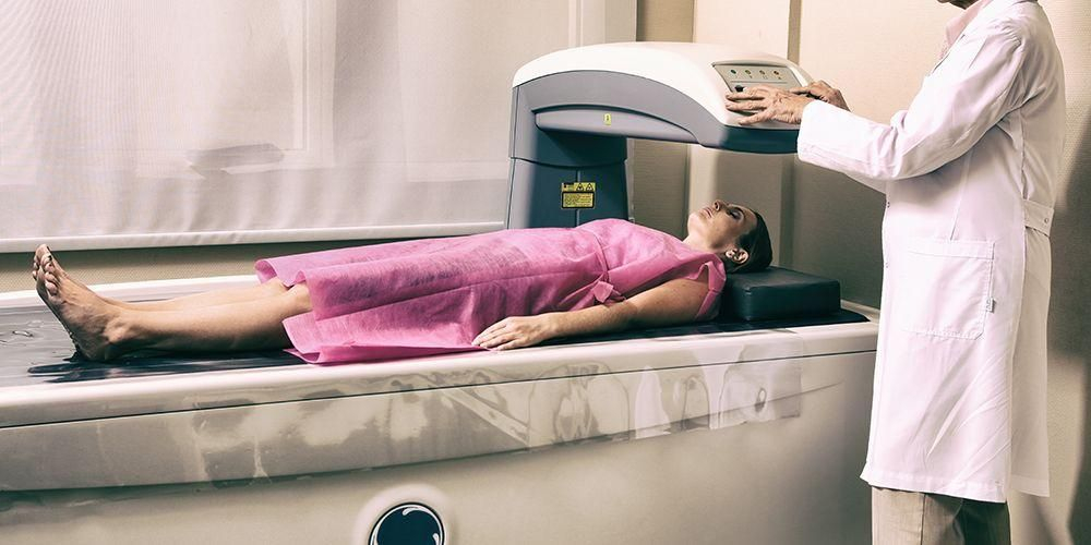 Scan tulang dapat dijalani dengan cara berbaring