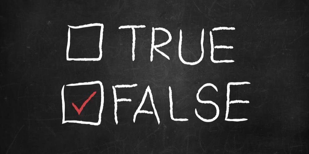 Tes MMPI dilakukan dengan pertanyaan benar atau salah.