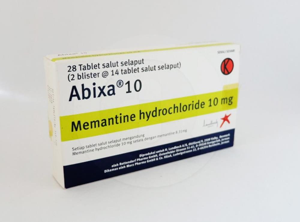 Abixa 10 tablet 10 mg | Informasi Obat, Dosis, Efek Samping