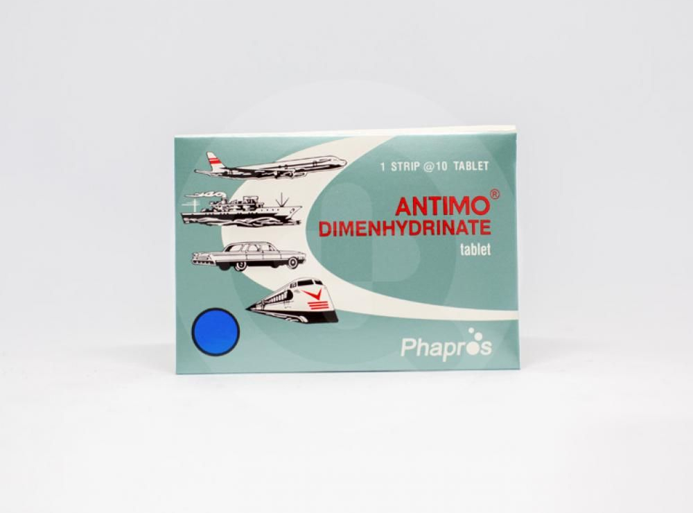 antimo tablet