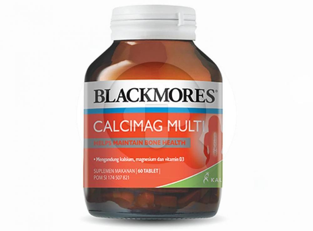 Suplemen kalsium terbaik (foto: Blackmores)