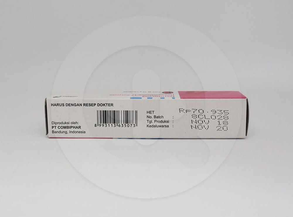 Dermacoid Krim 10 G Manfaat Dan Indikasi Obat Dosis Efek Samping