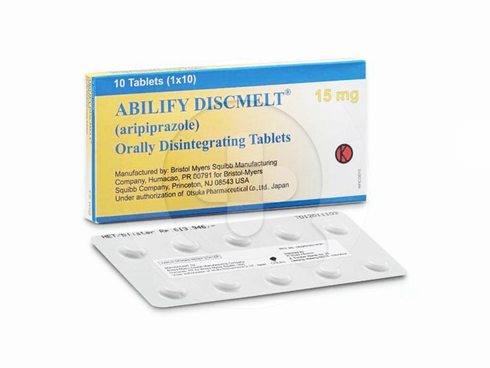 Abilifty tablet adalah obat untuk mengatasi gejala gangguan mental seperti skizofrenia dan bipolar.