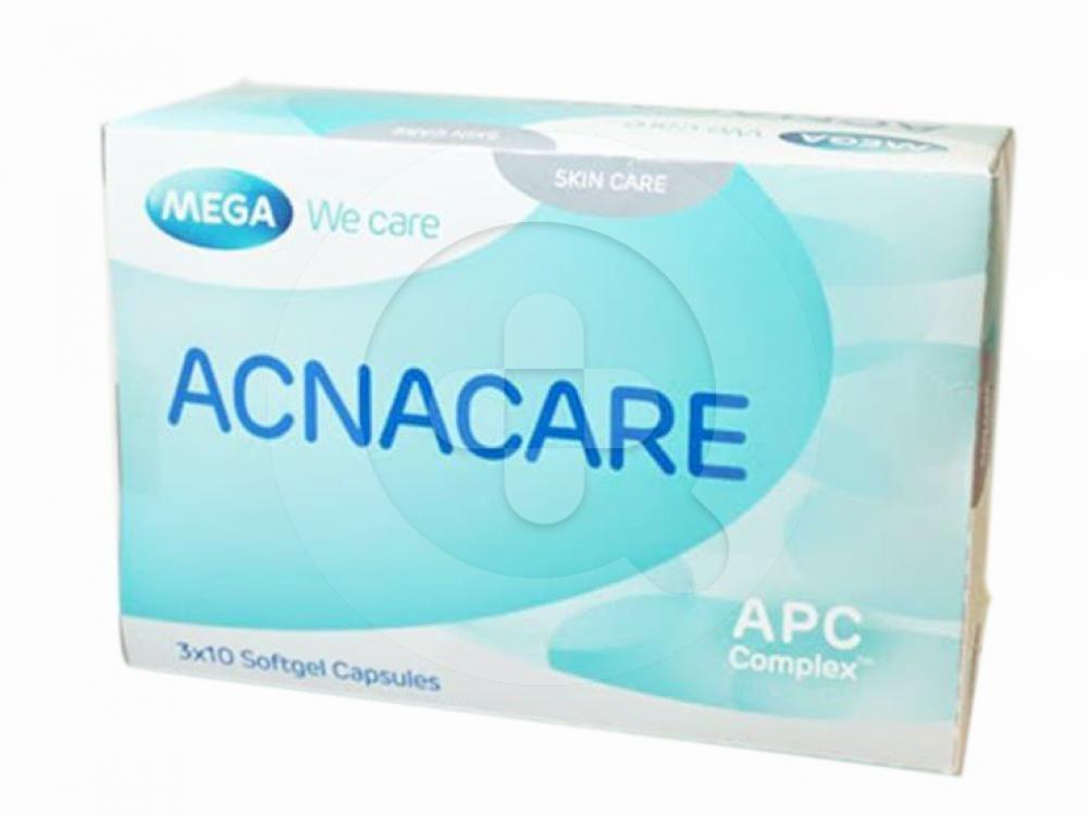 Acnacare kapsul merupakan suplemen untuk memelihara kesehatan kulit.