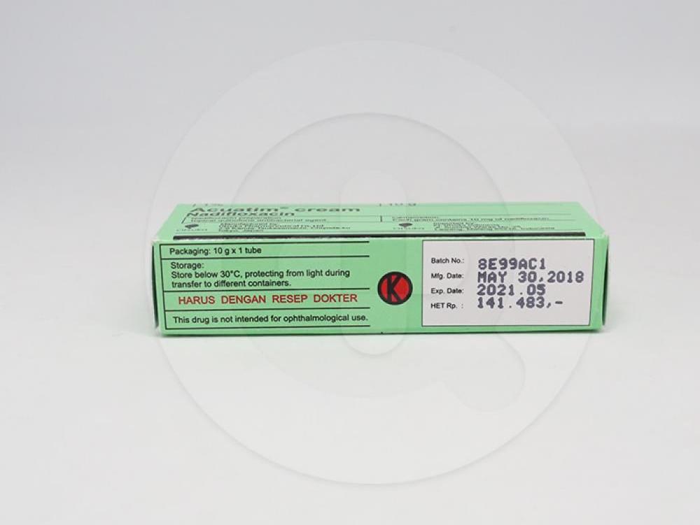 Acuatim digunakan untuk mengatasi jerawat vulgaris parah