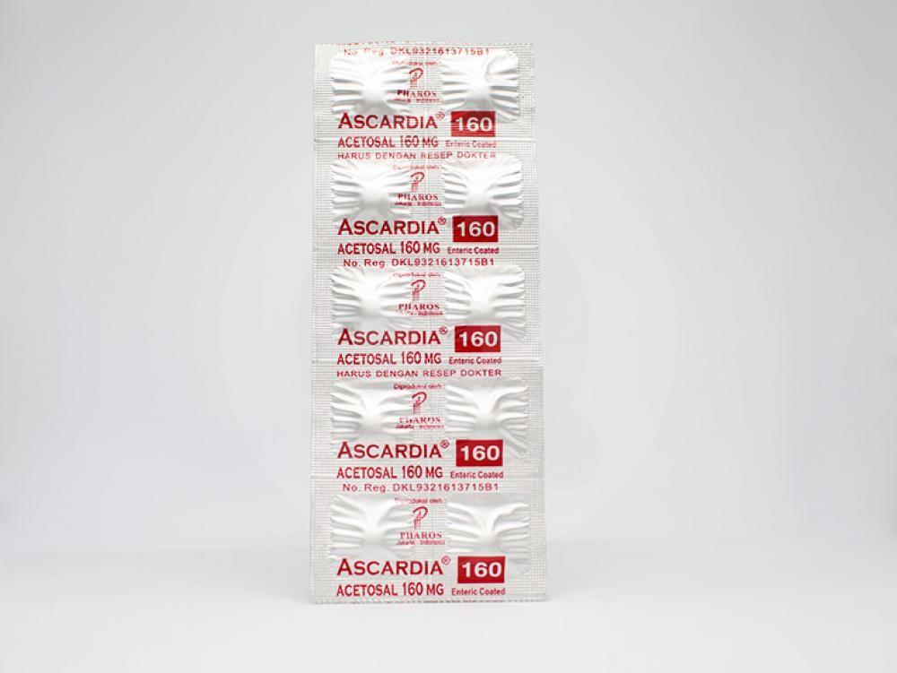 Ascardia dapat membantu mengurangi risiko serangan jantung