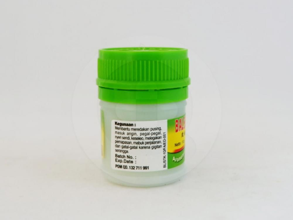 Balsem lang 10 merupakan balsem untun meredakan pusing atau gigitan serangga.