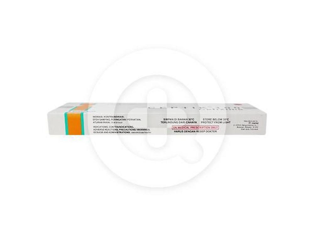 Ceptik kapsul adalah obat untuk mengatasi berbagai infeksi bakteri.