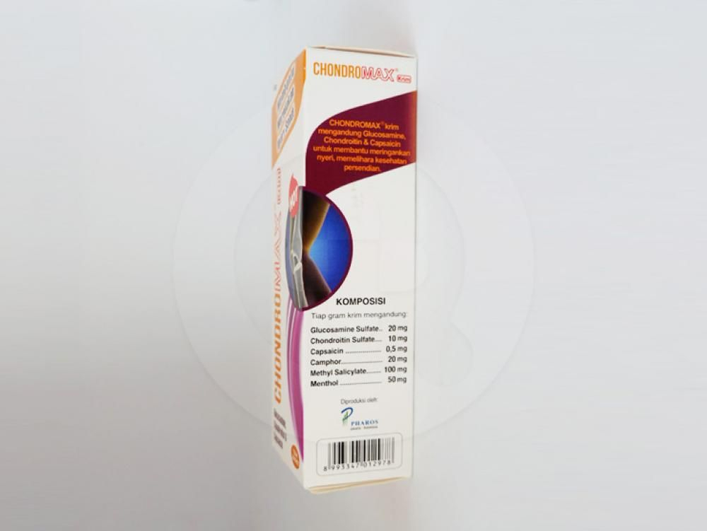 Chondromax krim 60 g obat untuk membantu meredakan nyeri sendi.