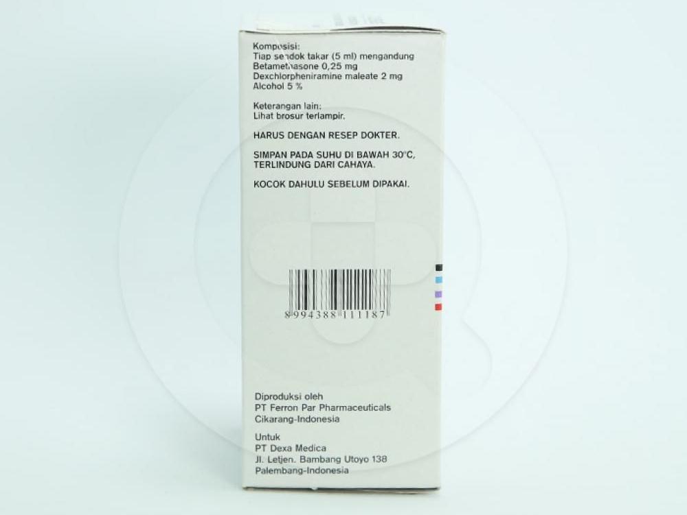 Colergis digunakan untuk alergi yang membutuhkan terapi dengan kortikosteroid