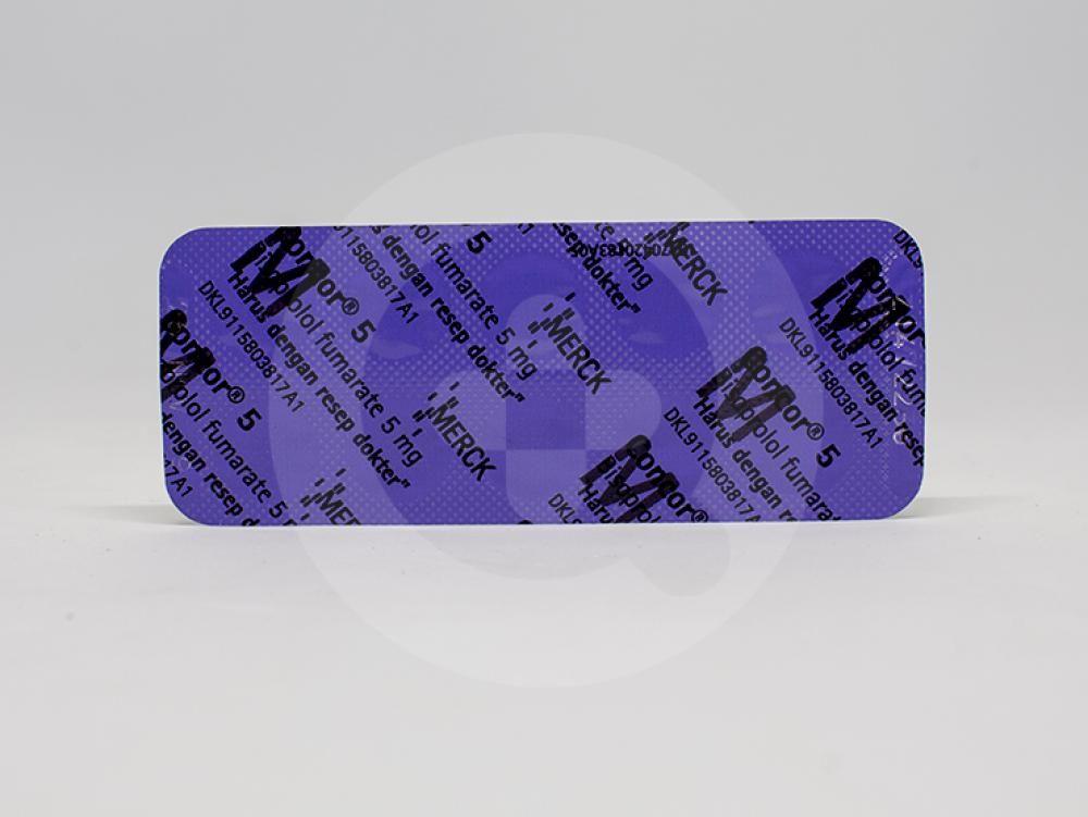 Concor tablet adalah obat yang digunakan untuk mengobati nyeri dada, darah tinggi, dan gagal jantung kronis