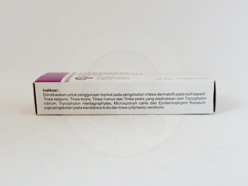 Dermaral adalah obat yang digunakan untuk mengobati infeksi pada kulit yang disebabkan oleh jamur atau ragi. Obat ini merupakan obat bebas terbatas yang mengandung zat aktif ketoconazole.