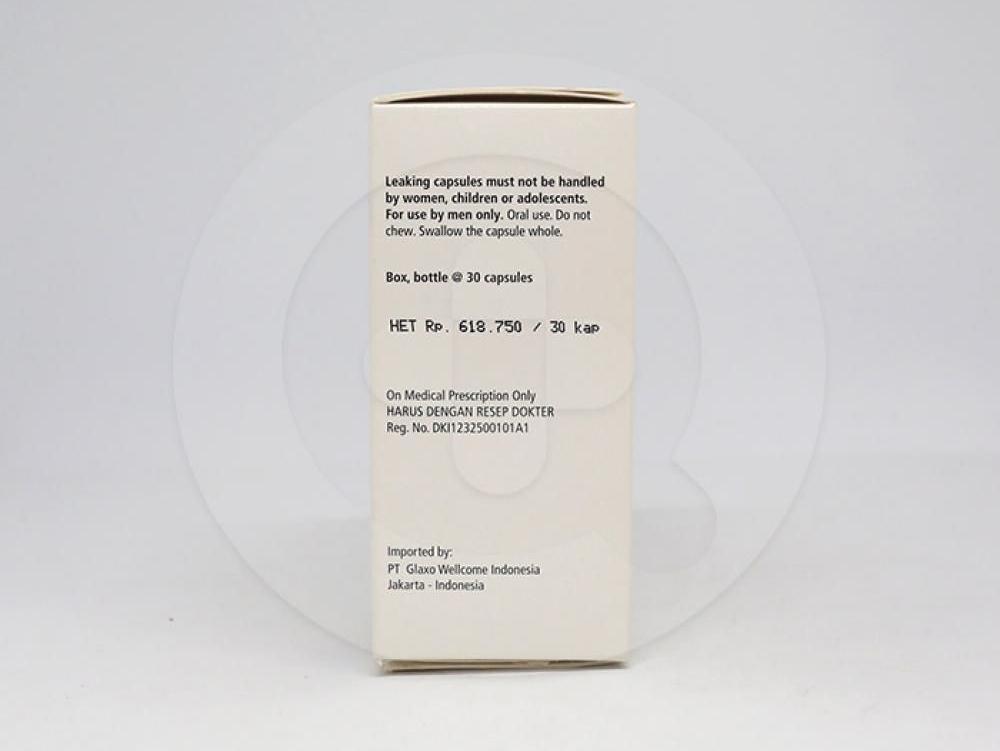 Duodart kapsul digunakan pada pengobatan hiperplasia prostat jinak
