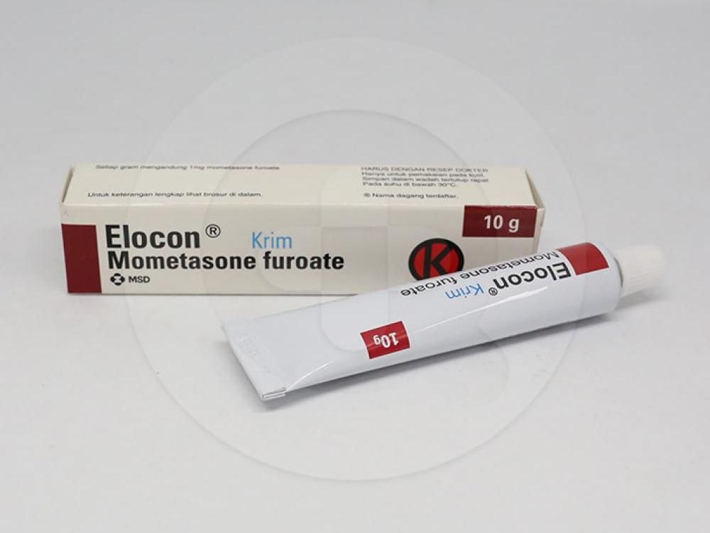 Elocon digunakan untuk menghilangkan peradangan dan rasa gatal pada kulit