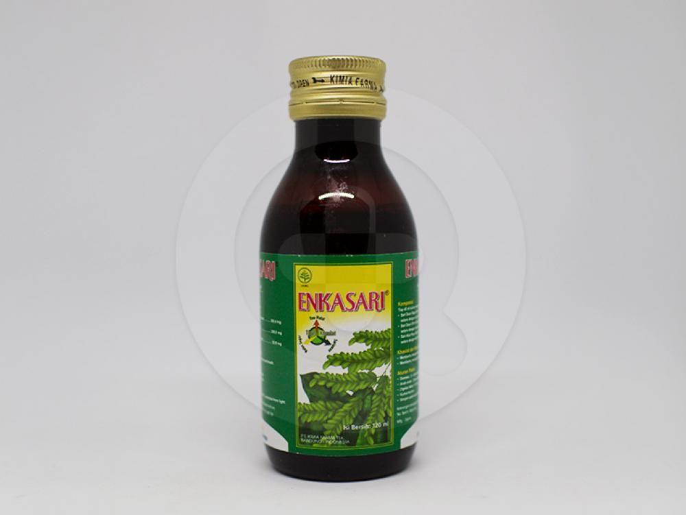 Enkasari sirup 120 ml
