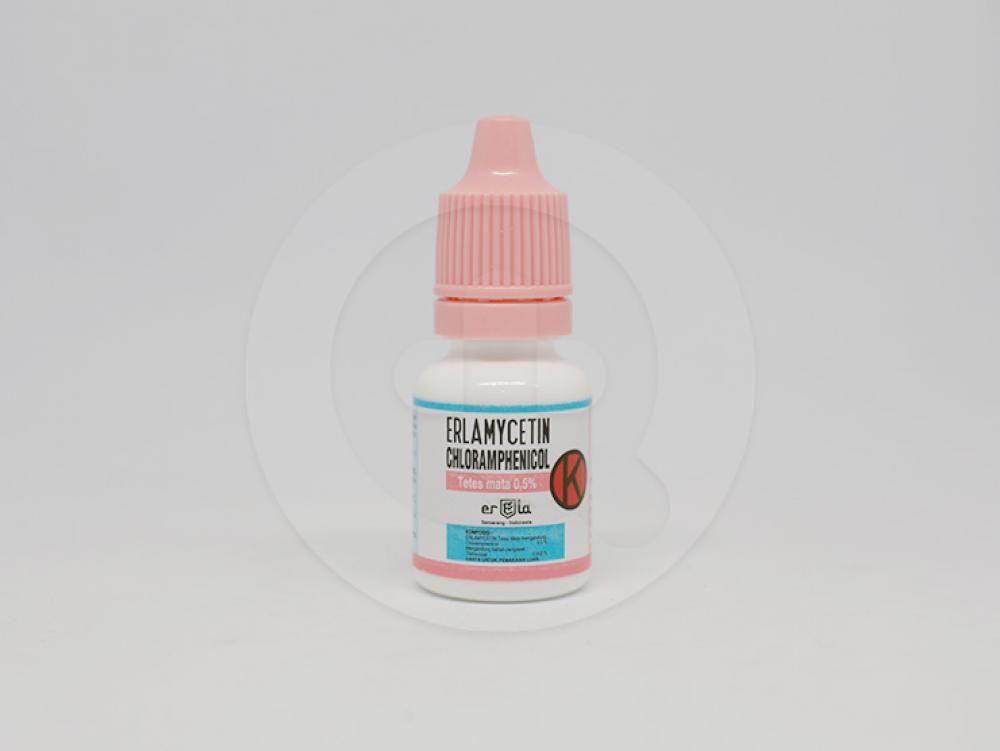 Erlamycetine adalah obat tetes yang dapat mengobati iritasi mata