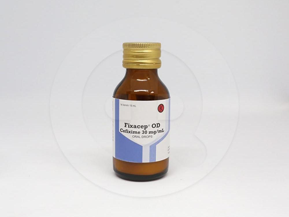 Fixacep OD untuk mengatasi infeksi bakteri