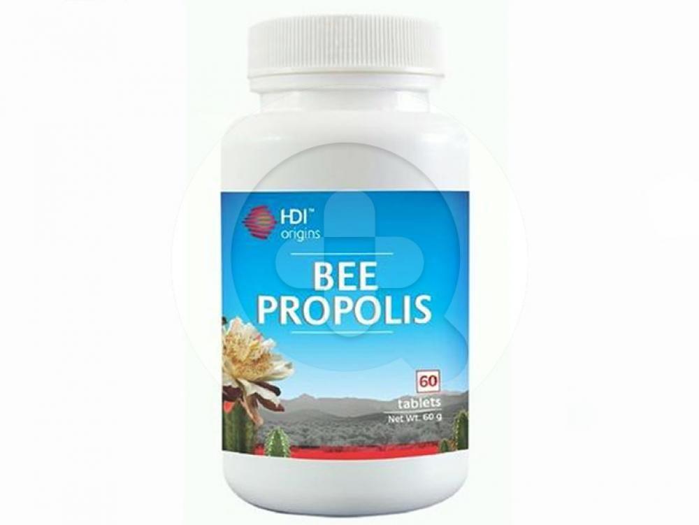 HDI Origins Bee Propolis tablet merupakan suplemen untuk meningkatkan sistem kekebalan tubuh.