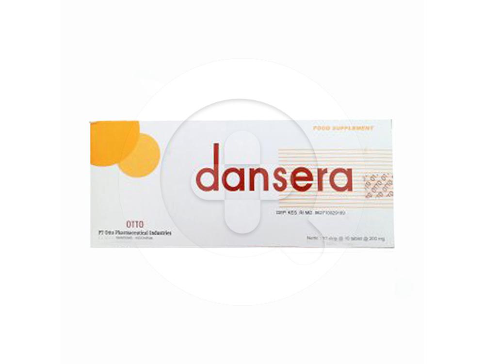 Dansera tablet adalah suplemen untuk menjaga daya tahan tubuh dan meredakan nyeri serta peradangan.