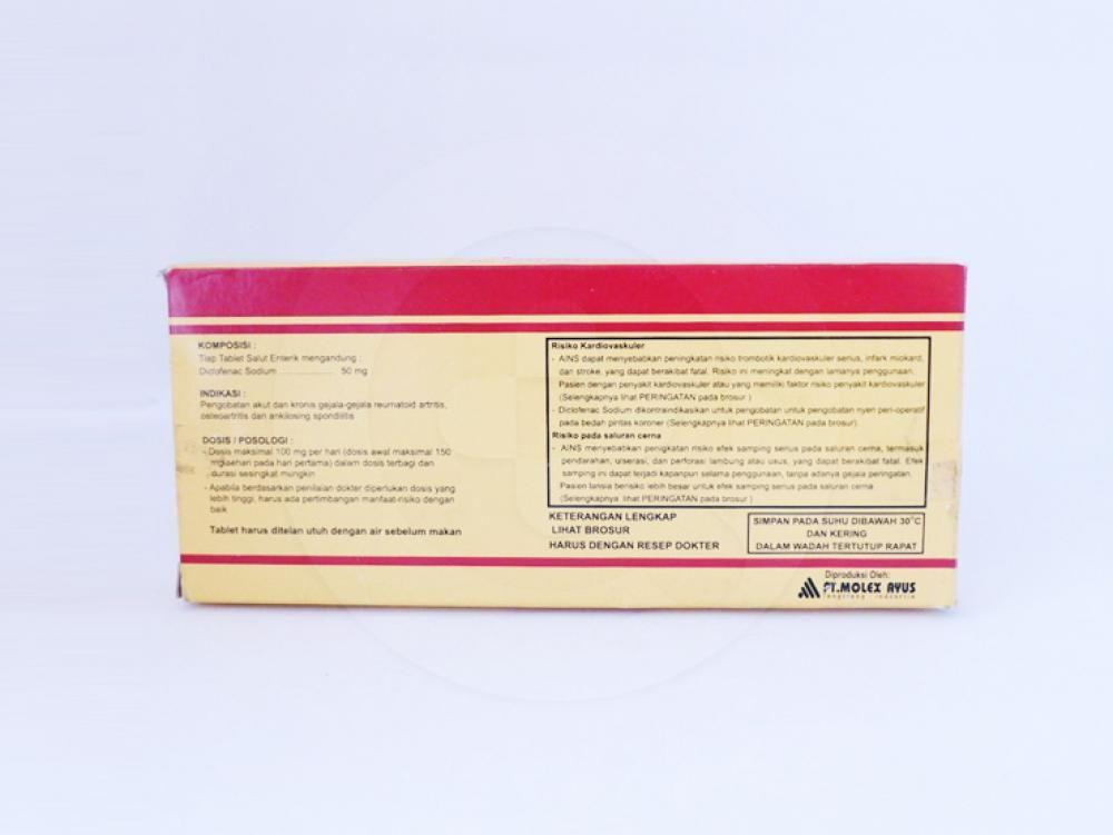Diclofam tablet adalah obat untuk mengatasi pembengkakan dan peradangan otot, sendi, dan tendon.