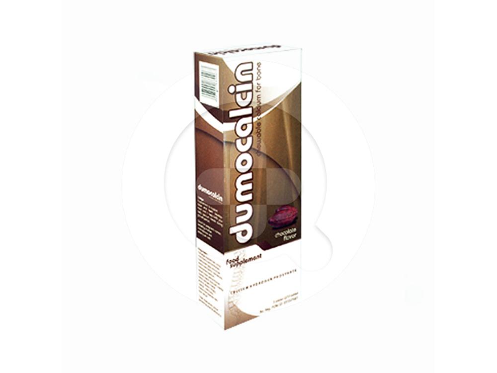 Dumocalcin tablet adalah suplemen untuk membantu pertumbuhan tulang dan gigi.