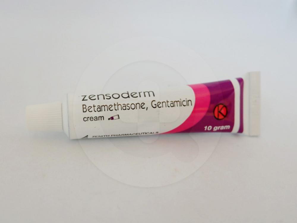 Zensoderm krim adalah obat untuk pengobatan alergi dan peradangan pada kulit.