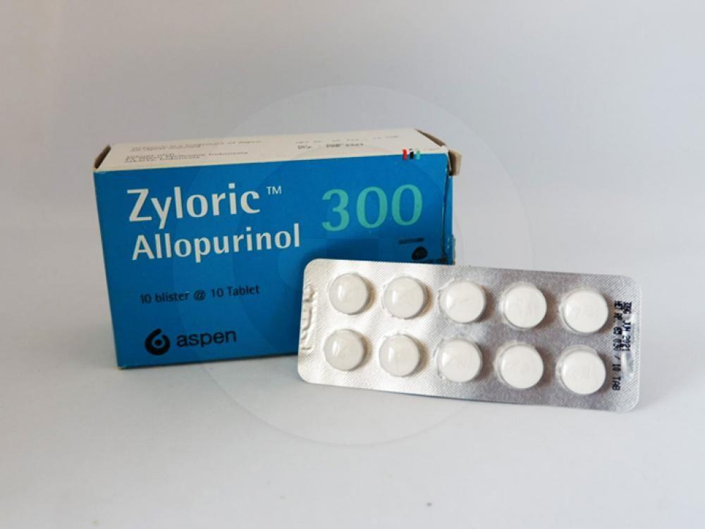 Manfaat Obat Allopurinol