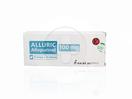 Alluric tablet adalah obat untuk mengatasi kadar asam urat yang tinggi dalam darah.