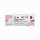 Anpiride tablet adalah obat untuk menurunkan kadar gula darah pada pasien diabetes melitus tipe 2.