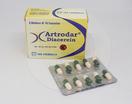 Artrodar kapsul adalah obat untuk meringankan gejala dalam pengobatan jangka panjang osteoarthritis