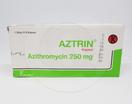 Aztrin kapsul adalah obat yang digunakan untuk mengobati infeksi saluran napas bawah, infeksi saluran napas atas, infeksi kulit dan jaringan lainnya
