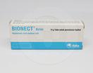 Bionect adalah krim yang digunakan untuk mengobati pengelolaan iritasi dan lesi kutan, serta untuk menutupi luka akut
