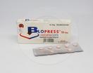Blopress tablet 16 mg adalah obat untuk mengobati penyakit hipertensi, gagal jantung,gangguan fungsi sistolik ventrikel kiri