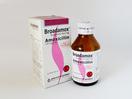 Broadamox suspensi kering 60 ml antibiotik penisilin yang digunakan untuk mengobati berbagai macam infeksi bakteri pada saluran pernafasan, kulit dan saluran kemih.