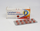 Catafalm tablet 50 mg