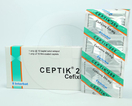 Ceptik kaplet adalah antibiotik untuk mengobati infeksi-infeksi akibat bakteri di kulit, saluran pernafasan, dan saluran kemih