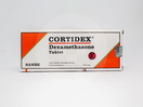 Cortidex tablet 0.5 mg