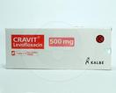 Cravit tablet digunakan untuk mengobati sinusitis, bronkitis kronis, infeksi saluran kemih dan infeksi kulit